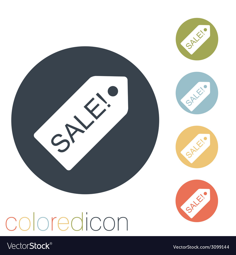 Sale label vector | Price: 1 Credit (USD $1)