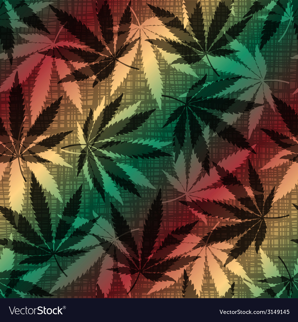 Cannabis leaves vector | Price: 1 Credit (USD $1)