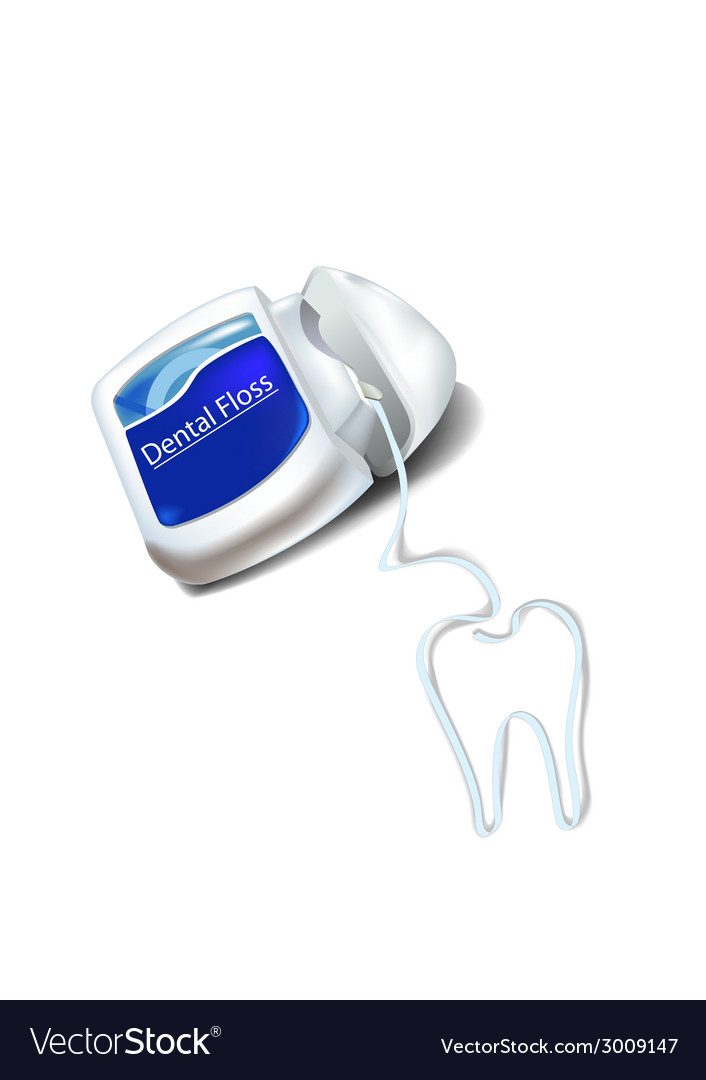 41dentalfloss vector | Price: 1 Credit (USD $1)