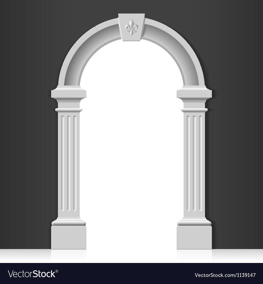 Classic arch vector | Price: 1 Credit (USD $1)