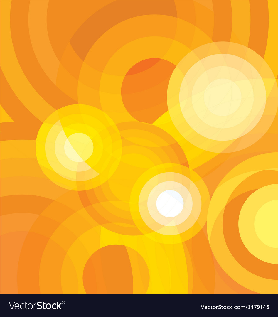 Abstract rounded background 01 vector | Price: 1 Credit (USD $1)