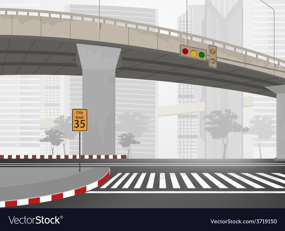 City streets vector   Price: 1 Credit (USD $1)