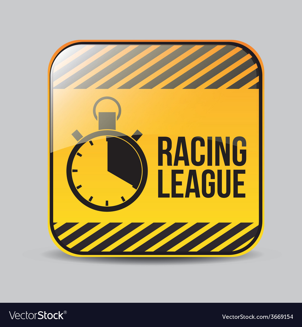 Race design vector | Price: 1 Credit (USD $1)