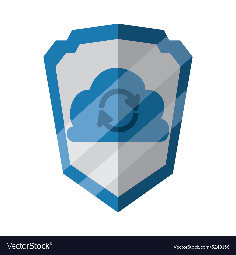 Data security vdesign vector | Price: 1 Credit (USD $1)