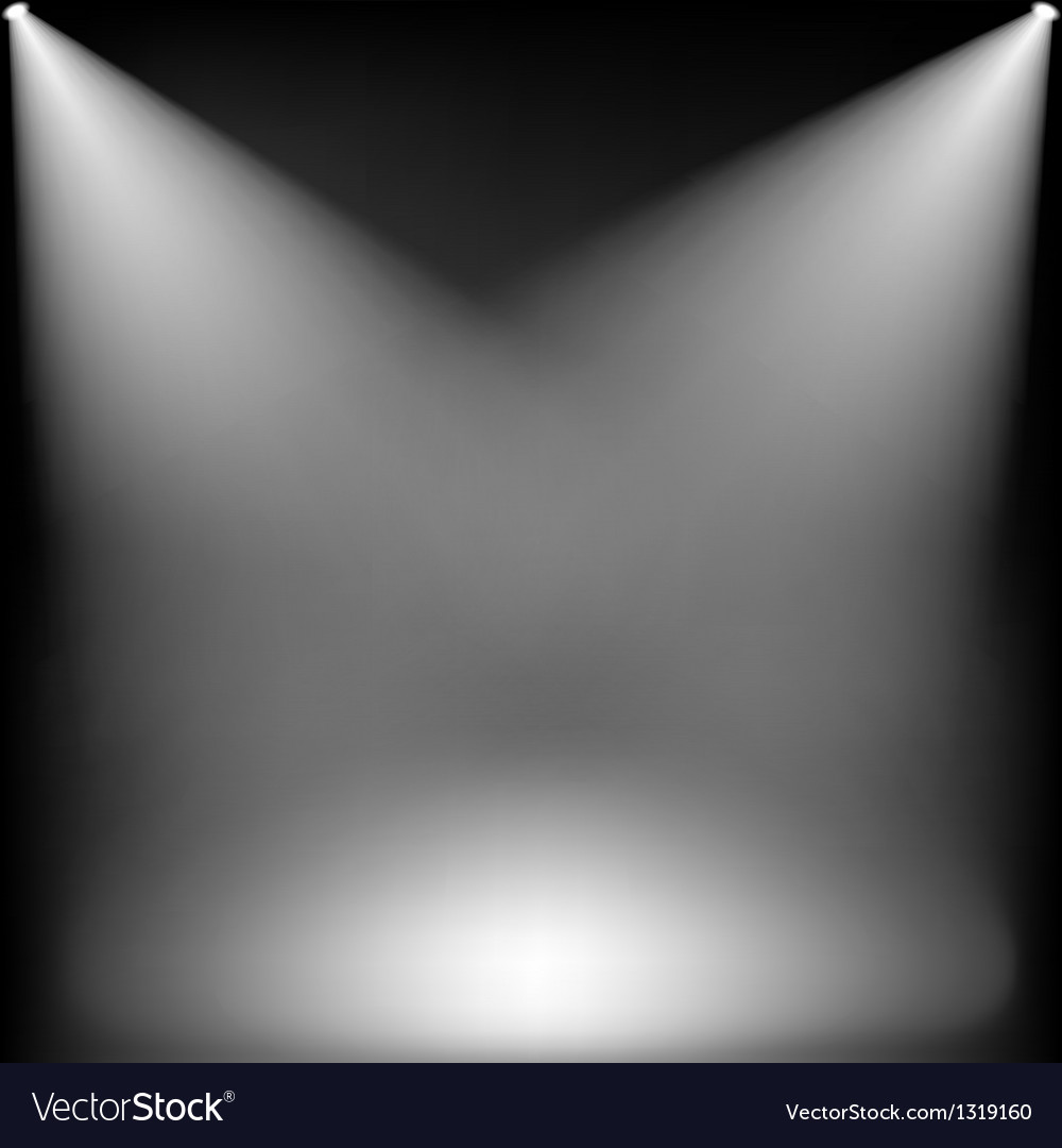 Spotlights vector | Price: 1 Credit (USD $1)
