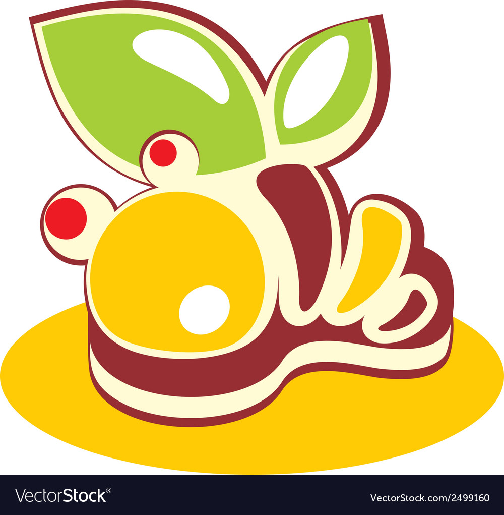 Sweet-shop yummy sweetness sign vector | Price: 1 Credit (USD $1)