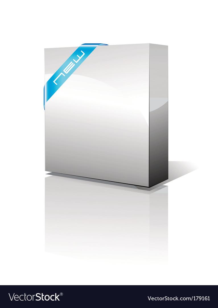 3d box vector | Price: 3 Credit (USD $3)