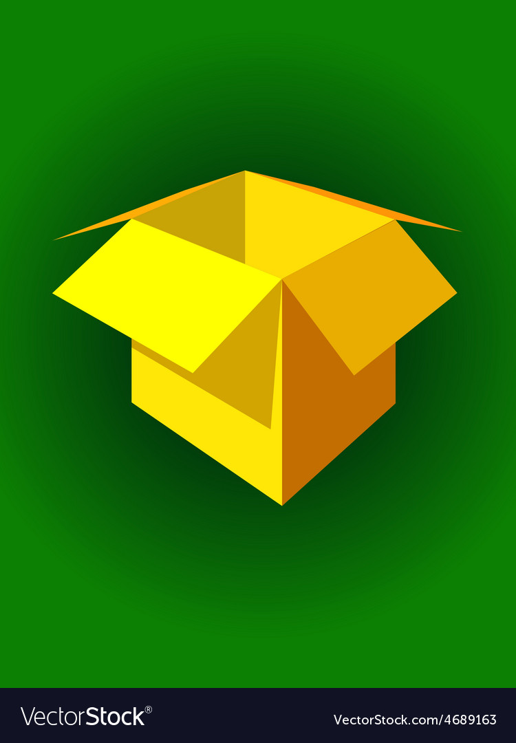 Box packing vector | Price: 1 Credit (USD $1)