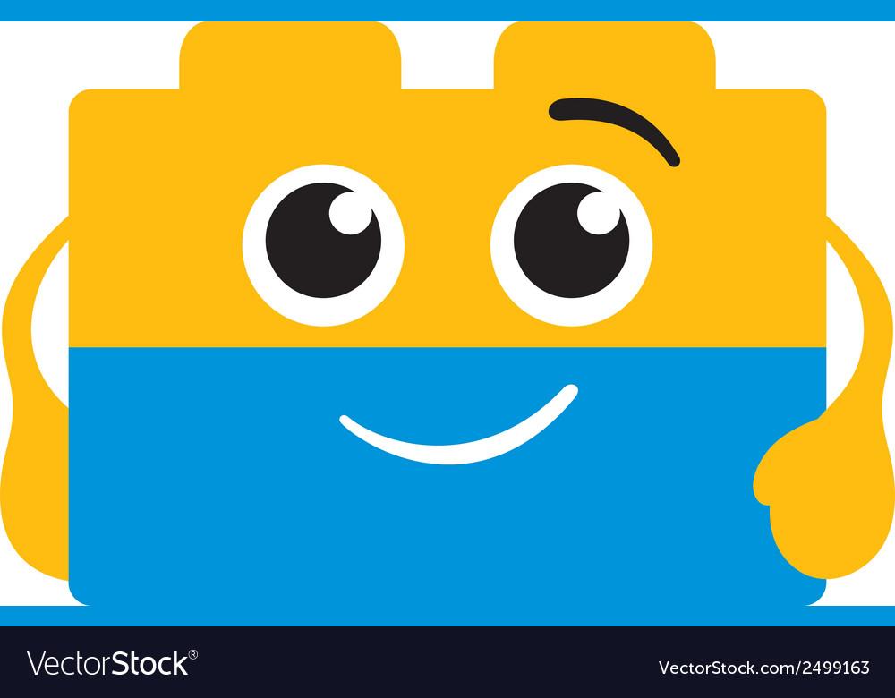 Bricks logo vector | Price: 1 Credit (USD $1)
