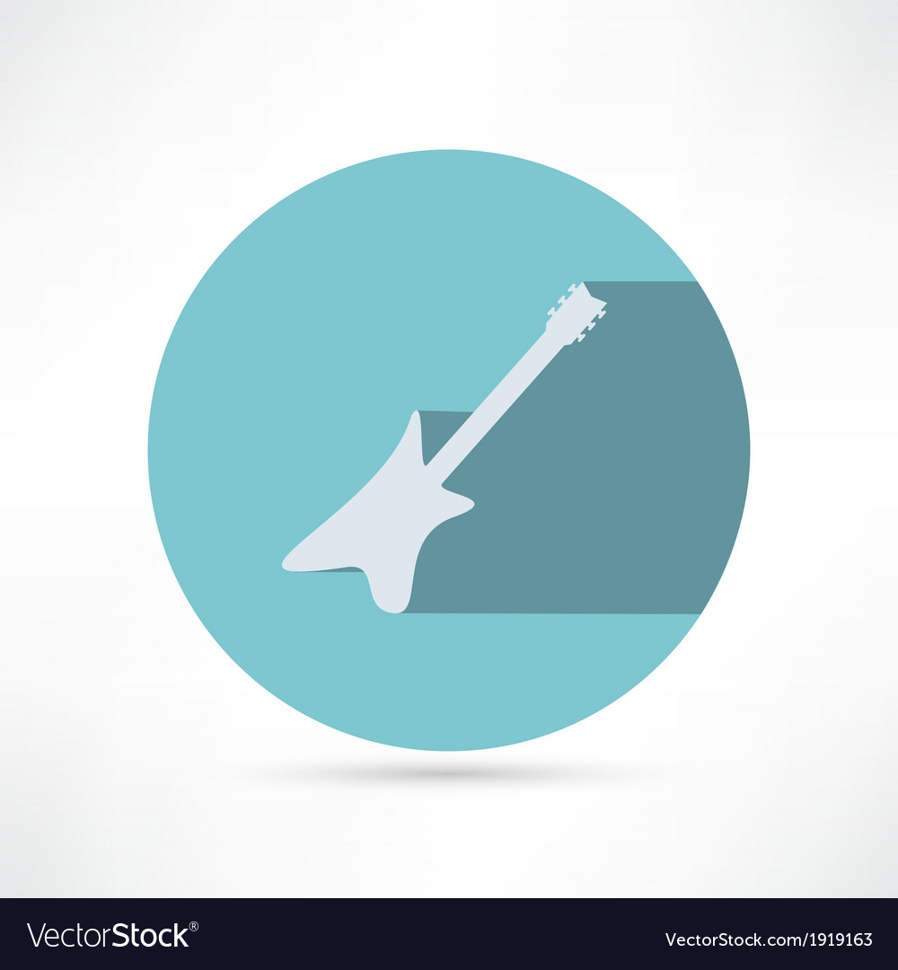 Guitar - vector | Price: 1 Credit (USD $1)