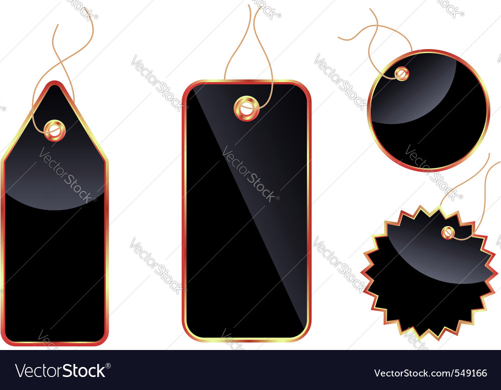 Price tags  labels vector | Price: 1 Credit (USD $1)