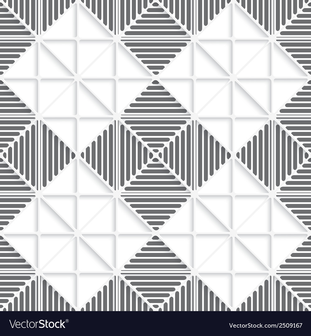 Seamless black and white lines and layering vector | Price: 1 Credit (USD $1)