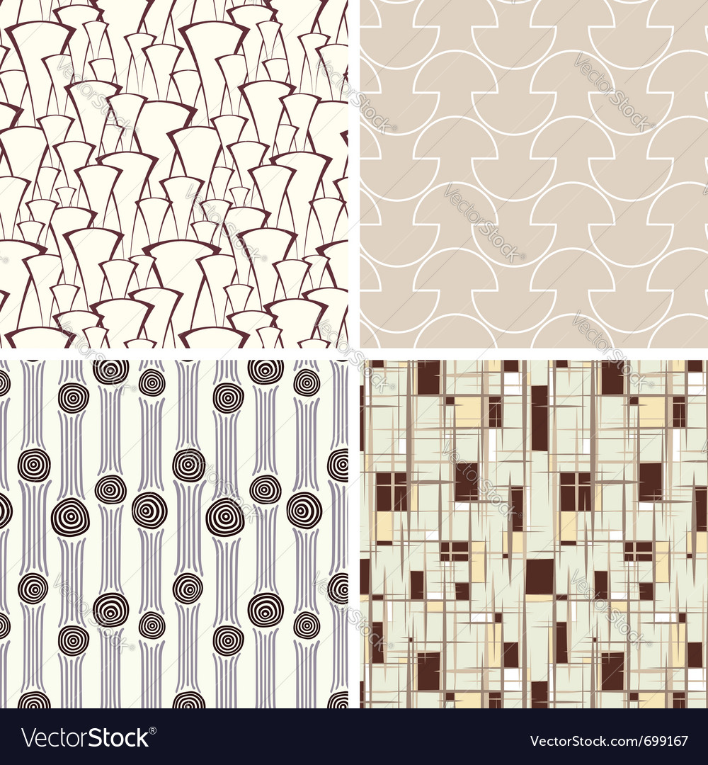 Set of abstract textures vector | Price: 1 Credit (USD $1)