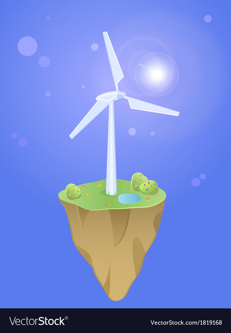 Earth wind vector | Price: 1 Credit (USD $1)