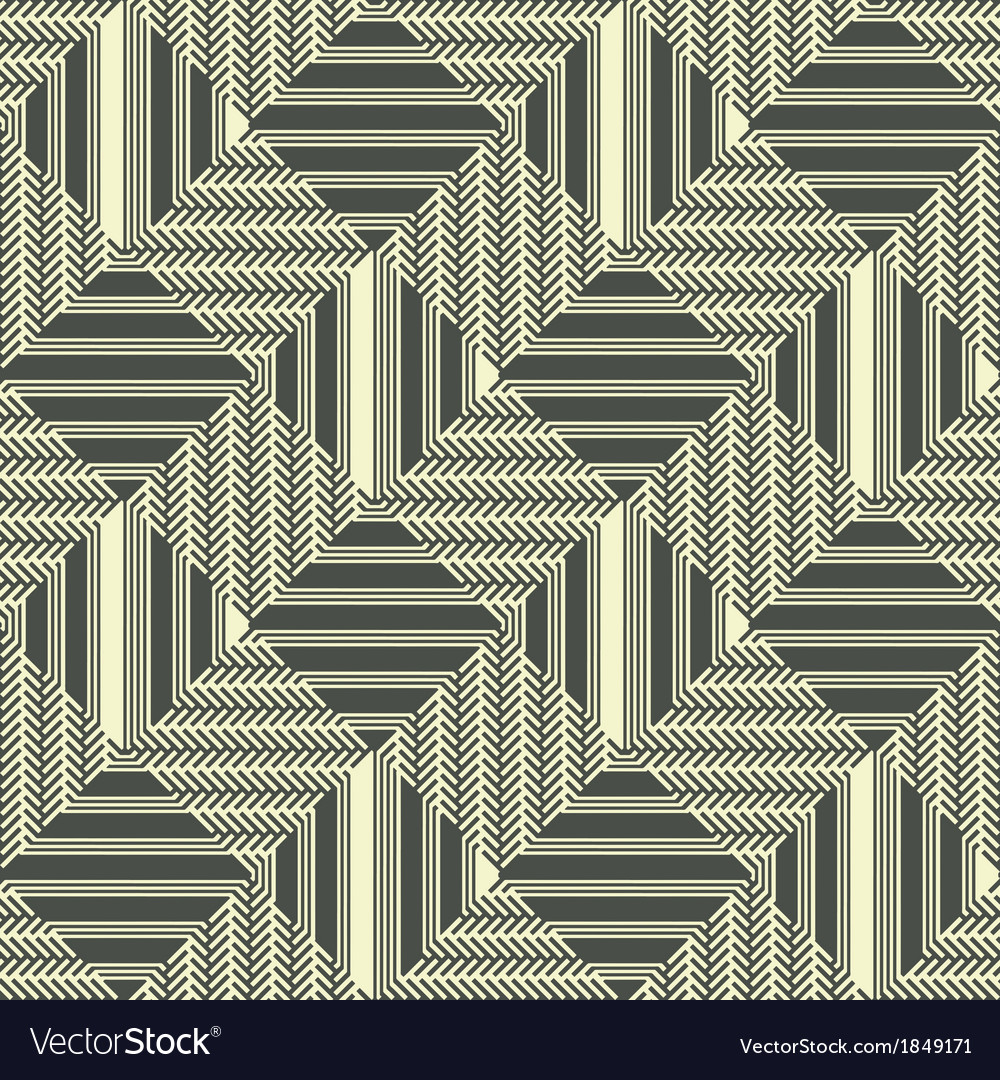 Herringbone striped rhombus background vector | Price: 1 Credit (USD $1)