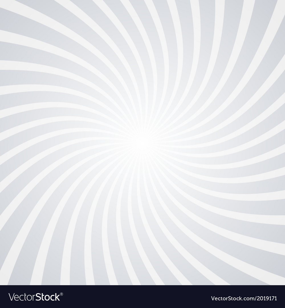 Silver radial rays vector | Price: 1 Credit (USD $1)