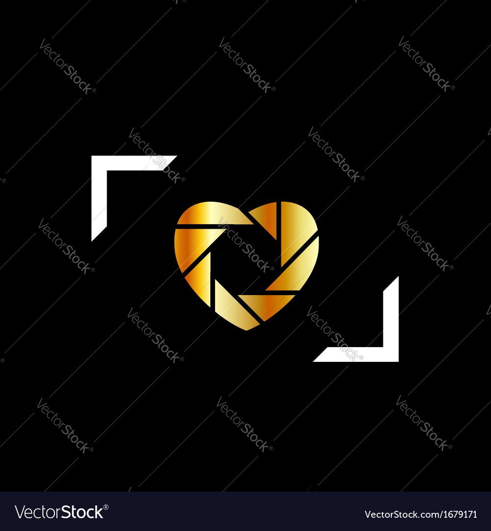 Wedding photography logo vector   Price: 1 Credit (USD $1)