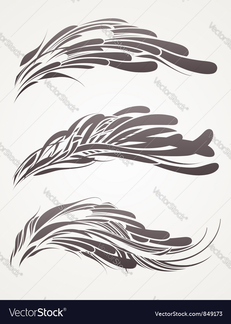 Decorative design elements and page decor vector | Price: 1 Credit (USD $1)