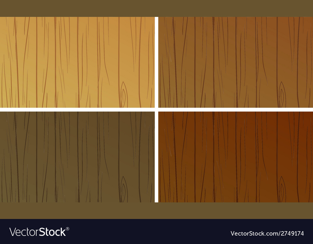 Wooden textures vector | Price: 1 Credit (USD $1)