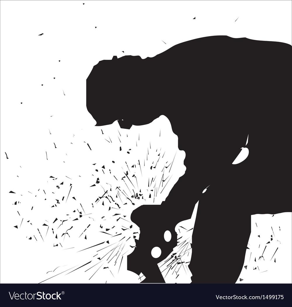 Worker vector   Price: 1 Credit (USD $1)