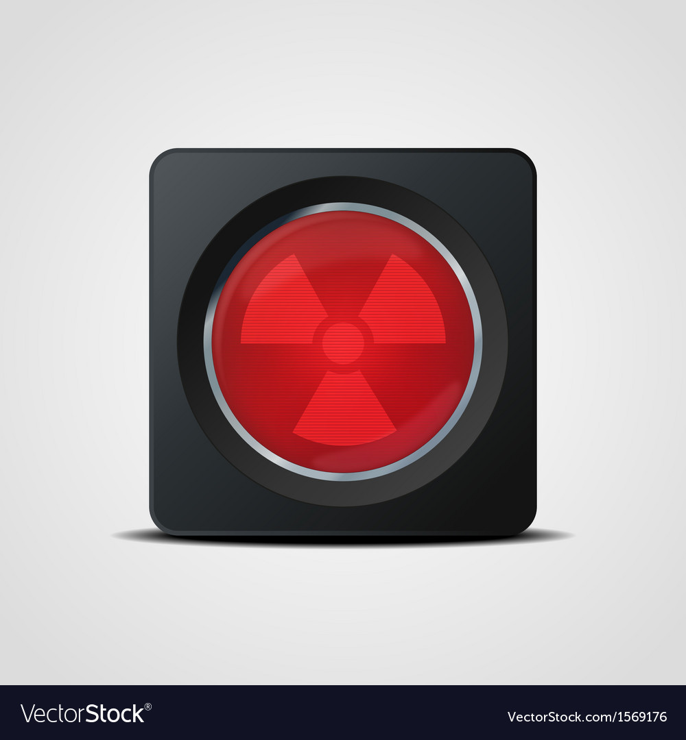 Biohazard icon vector | Price: 1 Credit (USD $1)