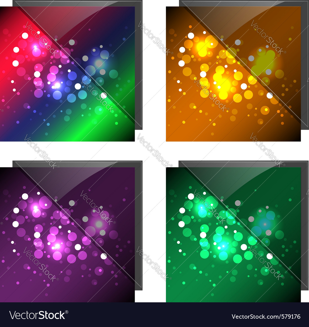 Sparkling colorful backgrounds vector   Price: 1 Credit (USD $1)