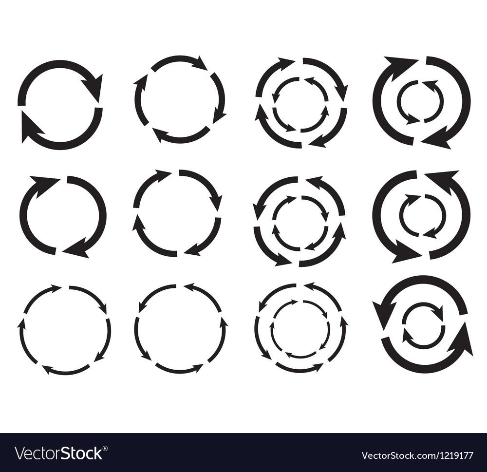 Arrow circle graphic design eps10 vector   Price: 1 Credit (USD $1)