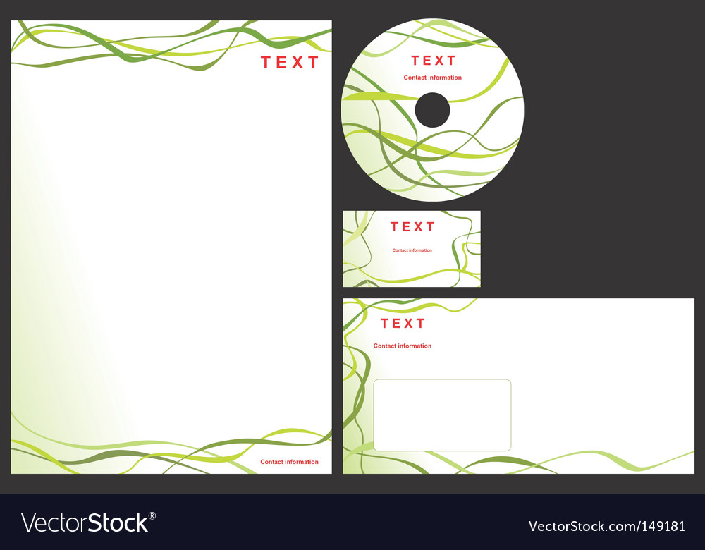 Business package vector | Price: 1 Credit (USD $1)
