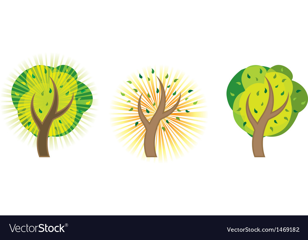 Abstract tree eps 10 vector | Price: 1 Credit (USD $1)