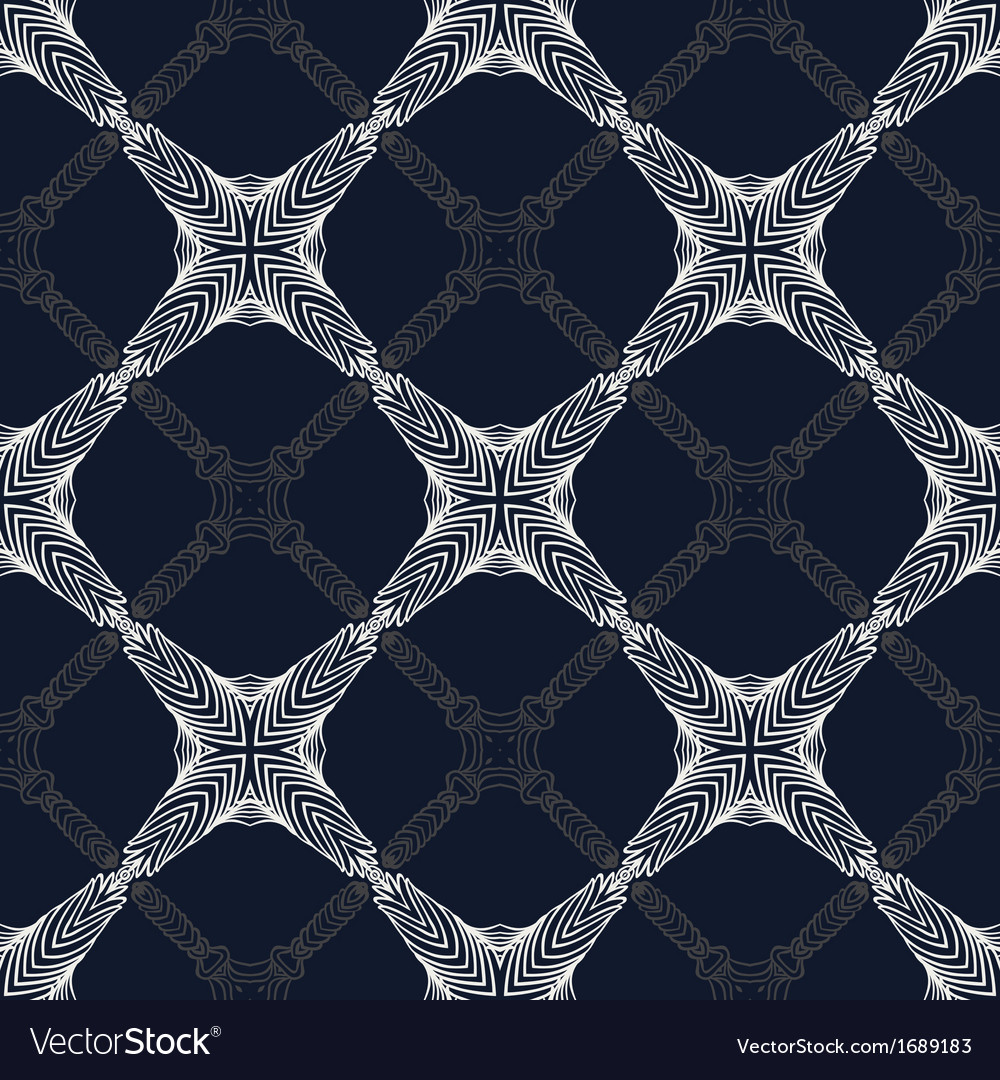 1930s geometric art deco modern pattern vector | Price: 1 Credit (USD $1)