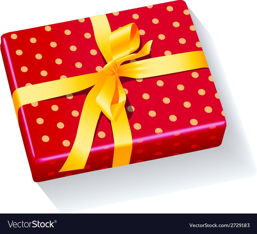 Box present holiday xmas vector   Price: 1 Credit (USD $1)