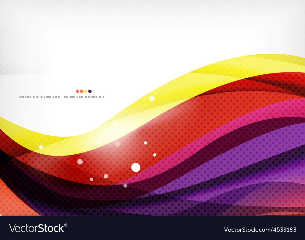 Yellow and purple color lines abstract background vector   Price: 1 Credit (USD $1)
