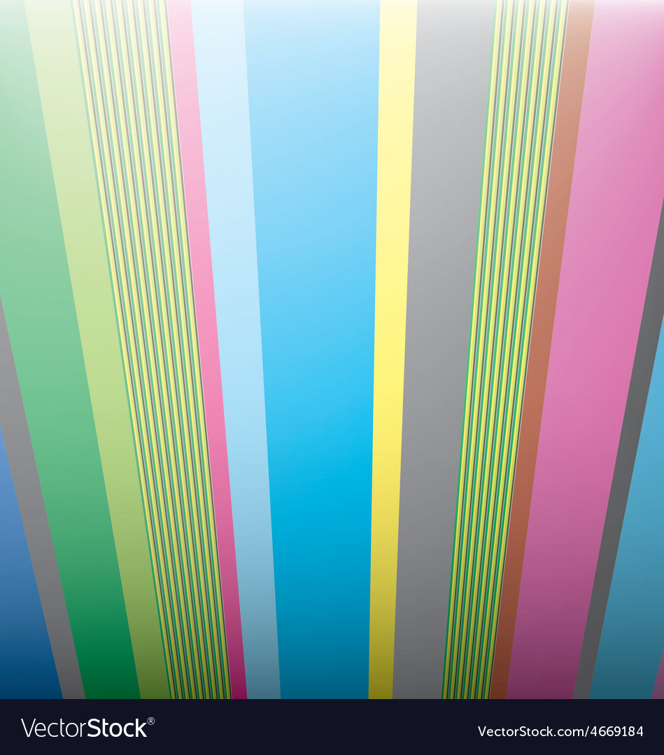 Color line background vector | Price: 1 Credit (USD $1)