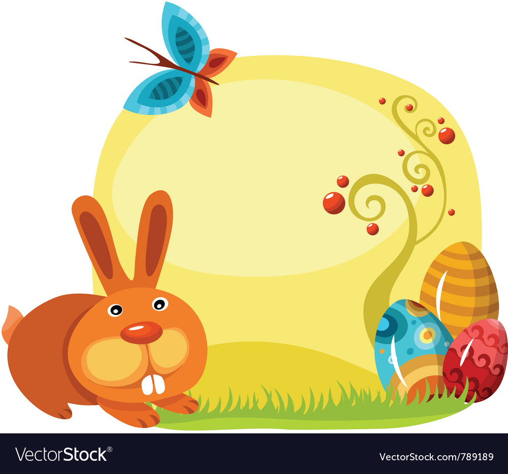 Easter card vector | Price: 3 Credit (USD $3)