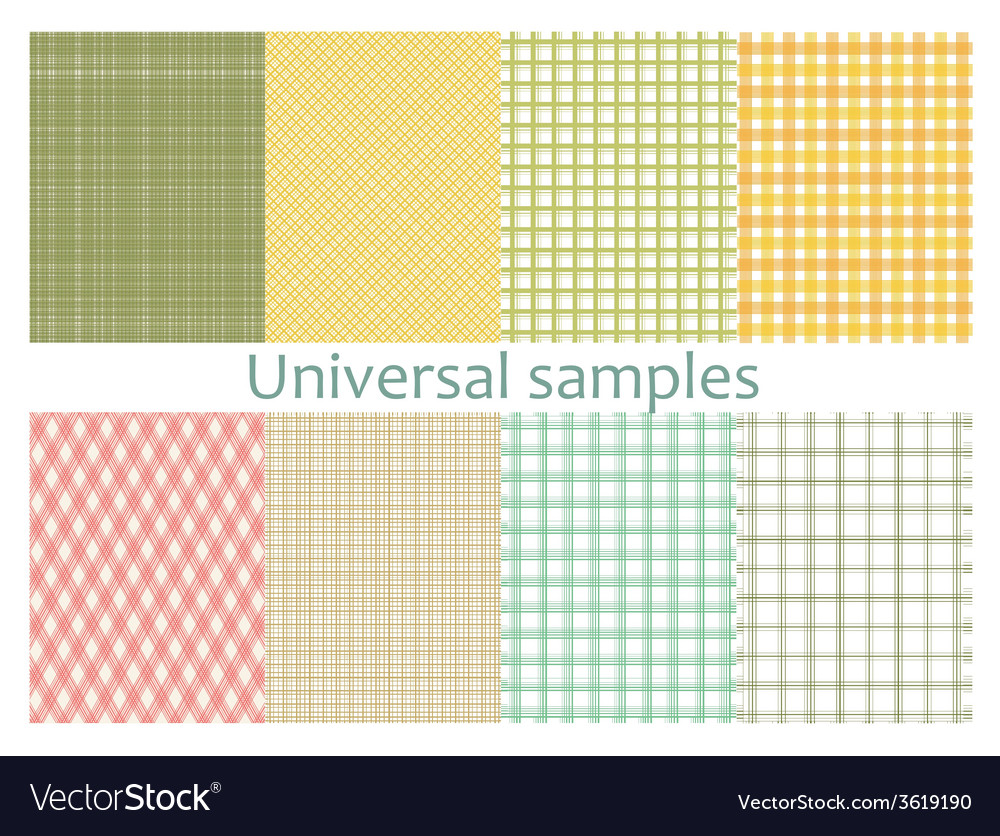 Set from nine original samples vector | Price: 1 Credit (USD $1)