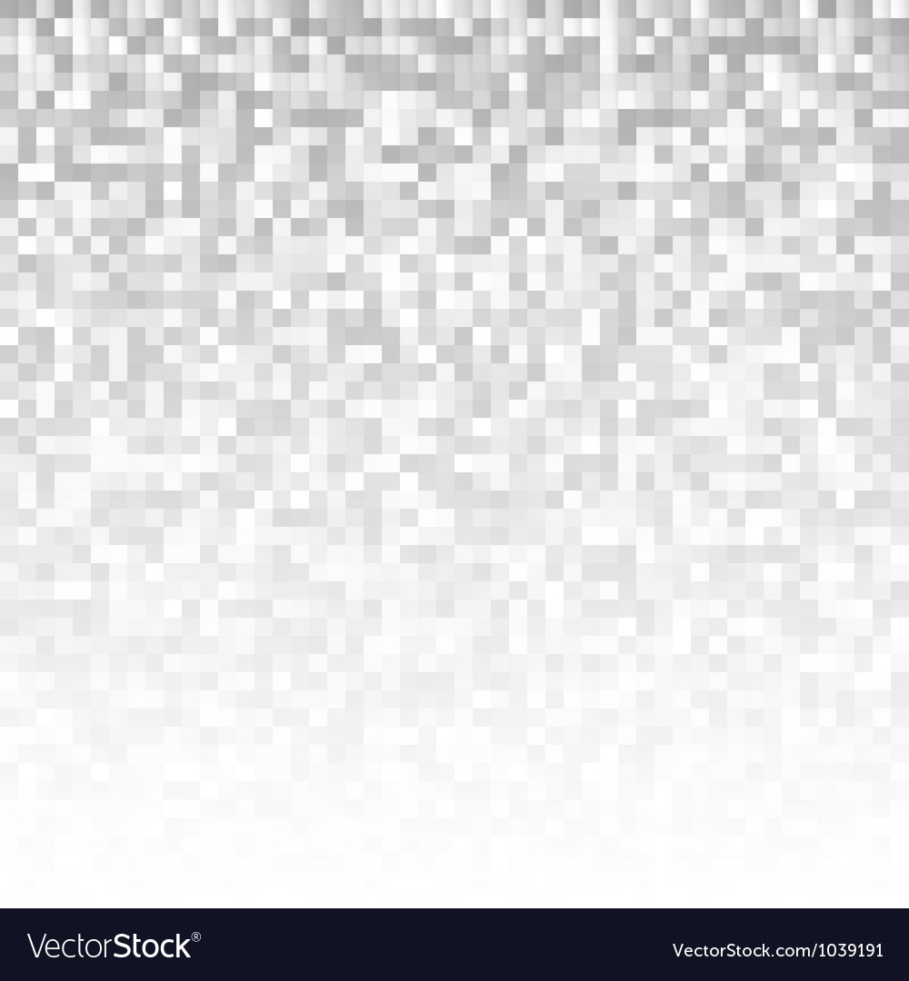 Abstract gray pixelated background vector | Price: 1 Credit (USD $1)
