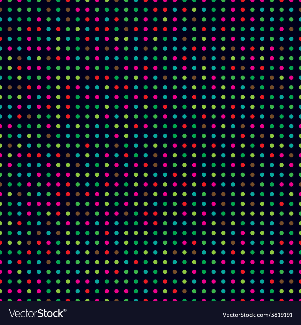 Bright dots vector | Price: 1 Credit (USD $1)