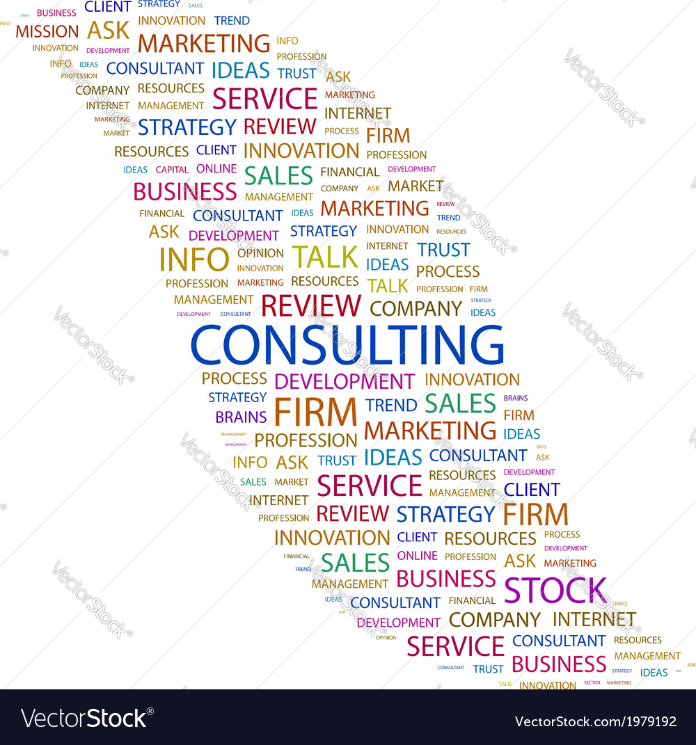 Consulting vector | Price: 1 Credit (USD $1)