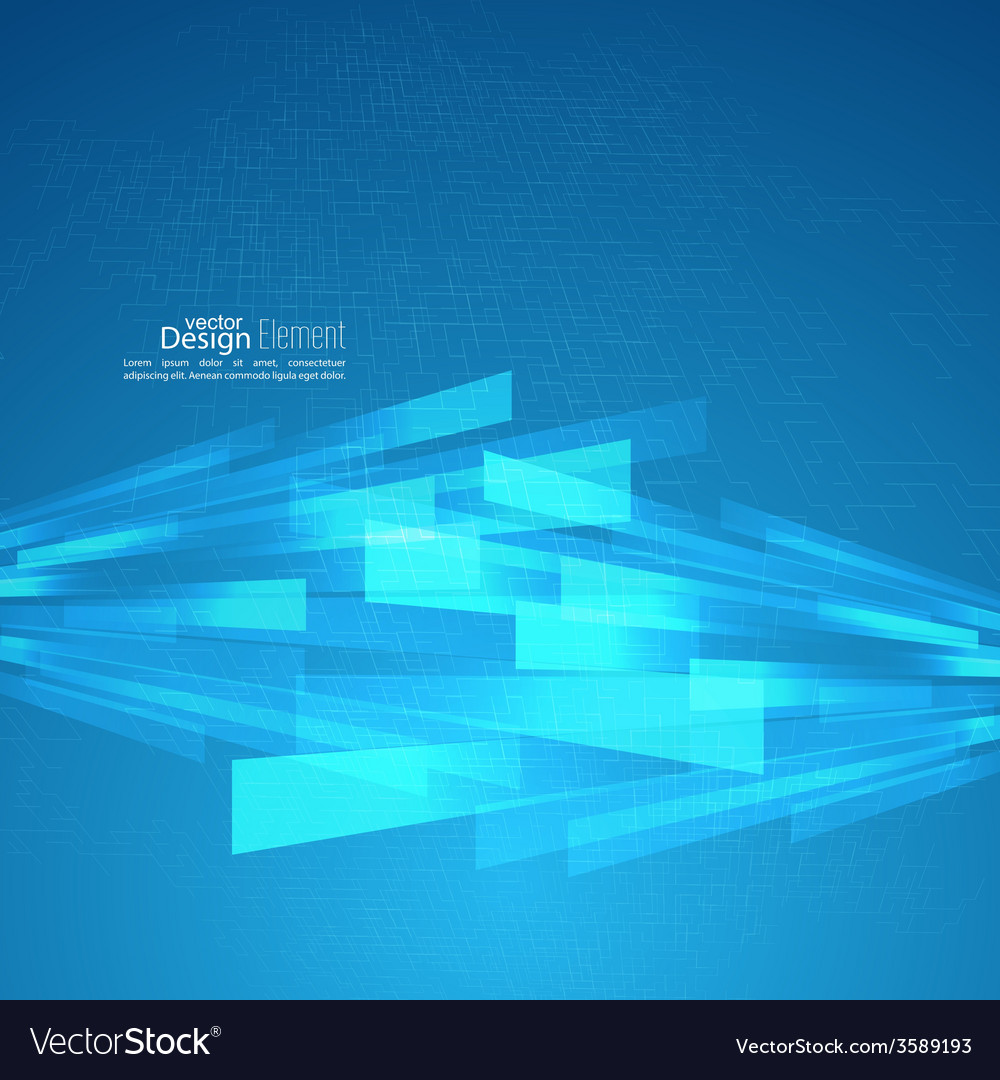 Abstract background with glowing grid vector   Price: 1 Credit (USD $1)