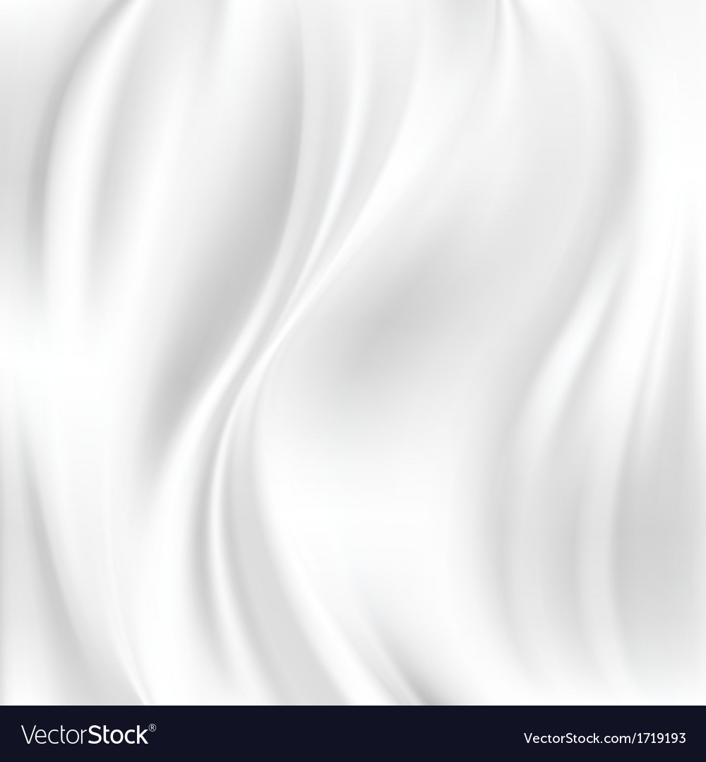 Abstract texture white silk vector | Price: 1 Credit (USD $1)