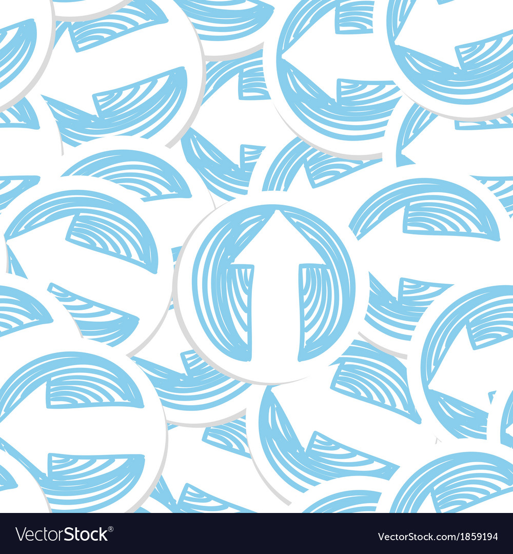 Abstract background of arrows vector | Price: 1 Credit (USD $1)