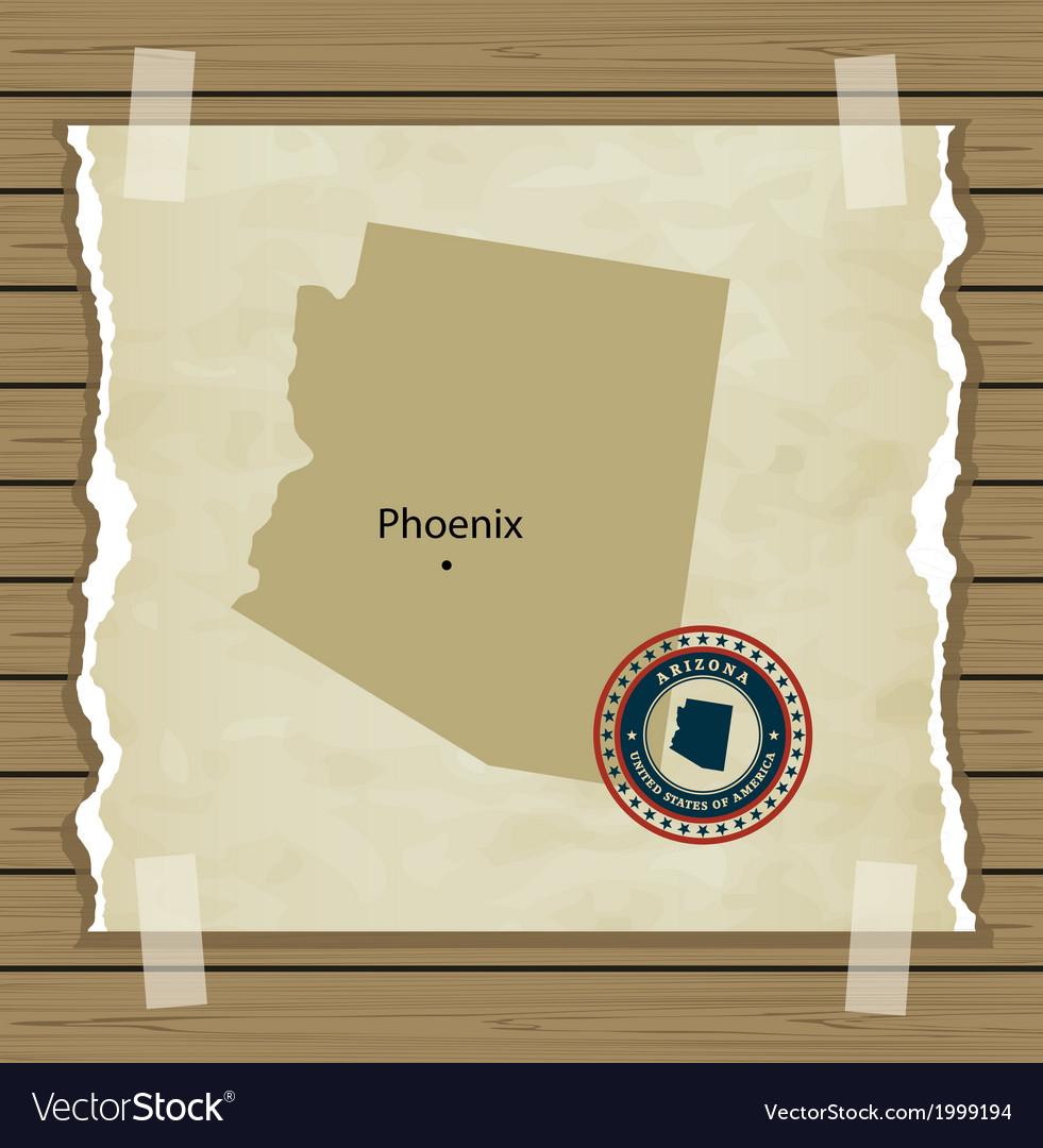 Arizona vector | Price: 1 Credit (USD $1)