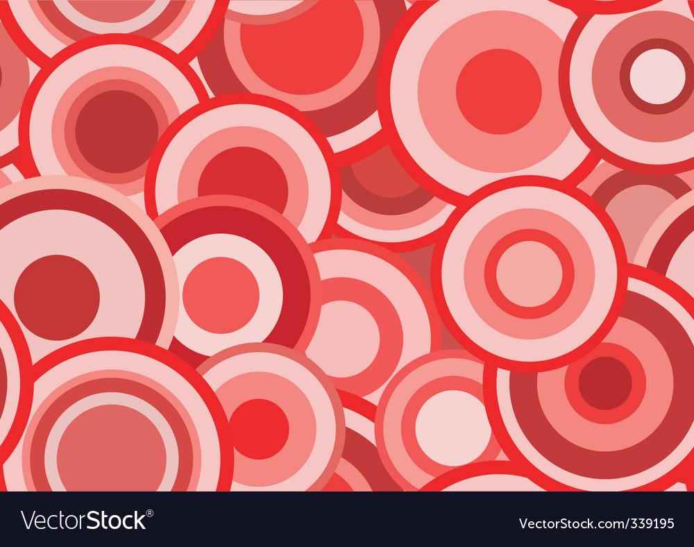Retro red texture vector | Price: 1 Credit (USD $1)