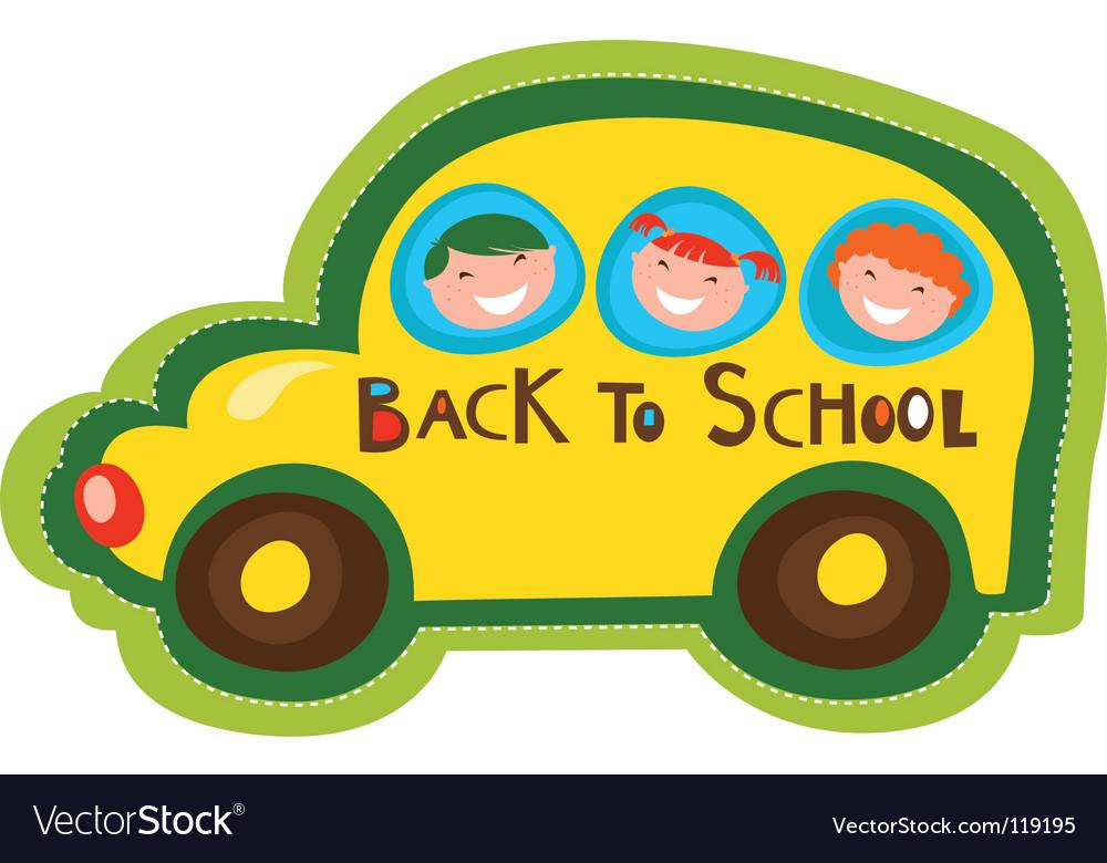 School buss vector