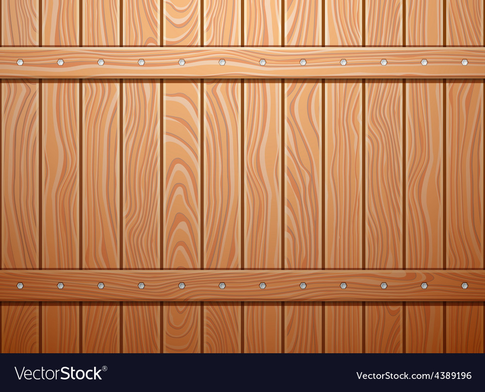 Wood wall texture background vector | Price: 1 Credit (USD $1)