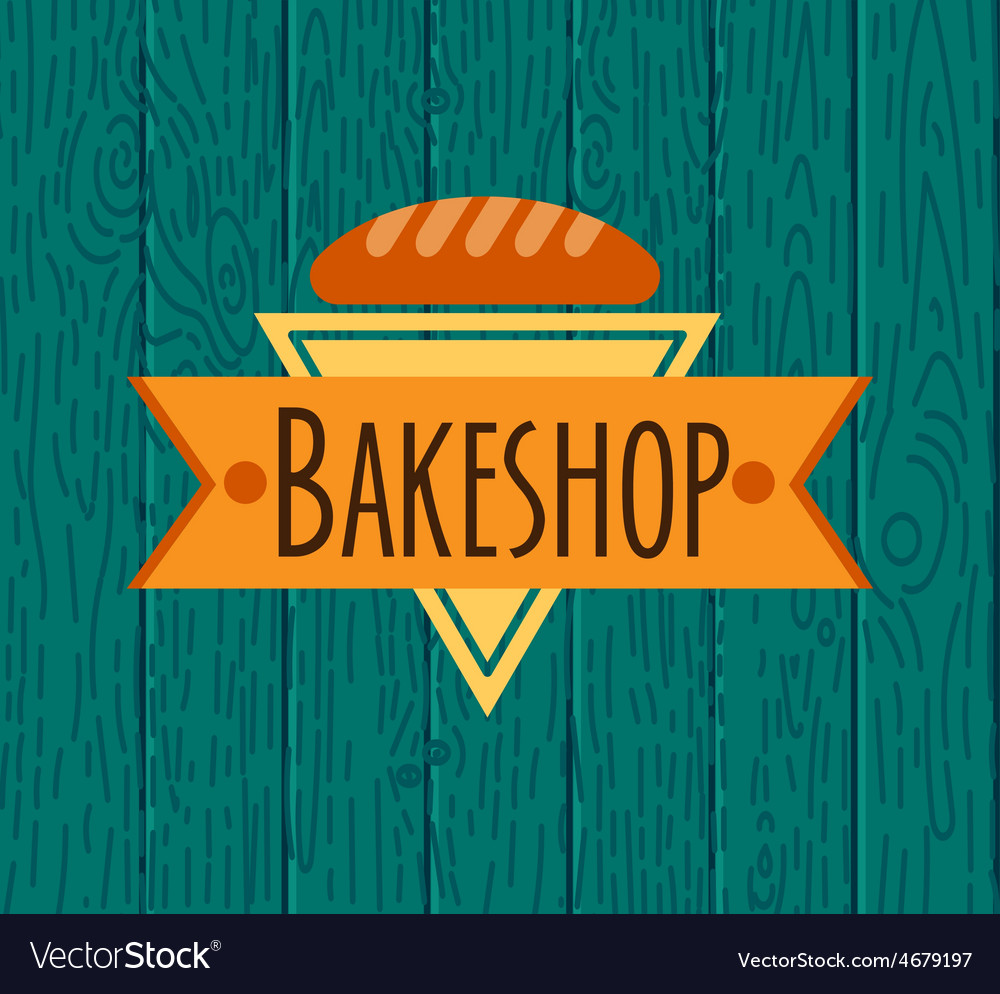 Collection of vintage retro bakery logo vector | Price: 1 Credit (USD $1)