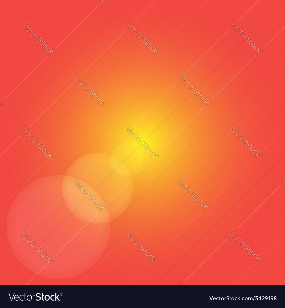 Abstract background with lense blur vector | Price: 1 Credit (USD $1)