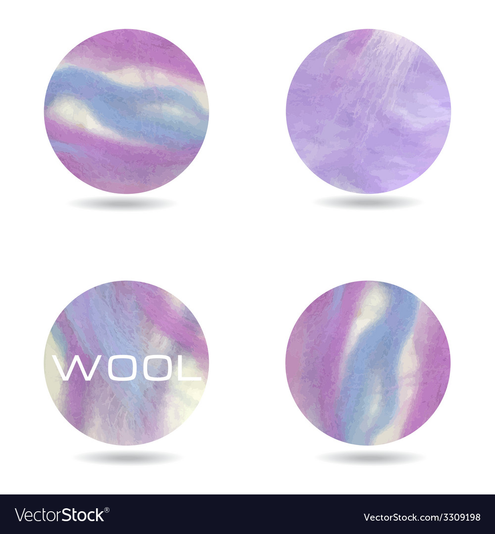 Abstract purple colorful background sheep wool vector | Price: 1 Credit (USD $1)