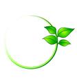 Leaves environment frame vector