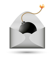 Bomb in envelope vector